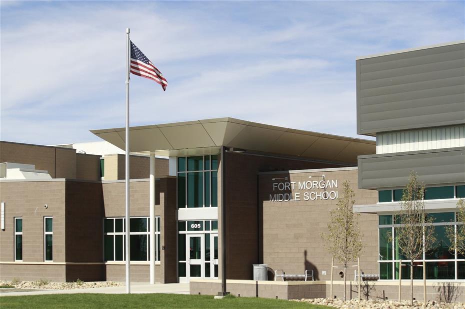 Morgan County School District Re-3 / Homepage